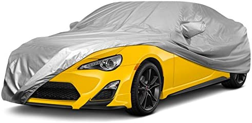 Covercraft Custom Fit Car Covers Reflectect Silver Silver C17965RS
