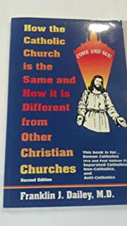 HOW THE CATHOLIC CHURCH IS THE SAME AND HOW…