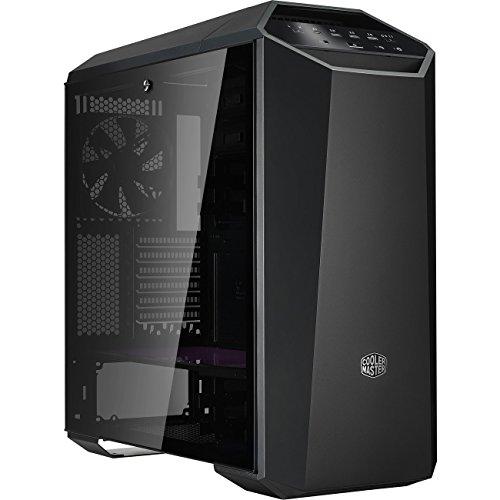 MasterCase MC500M Mid-Tower ATX Case w/FreeForm Modular, Tem