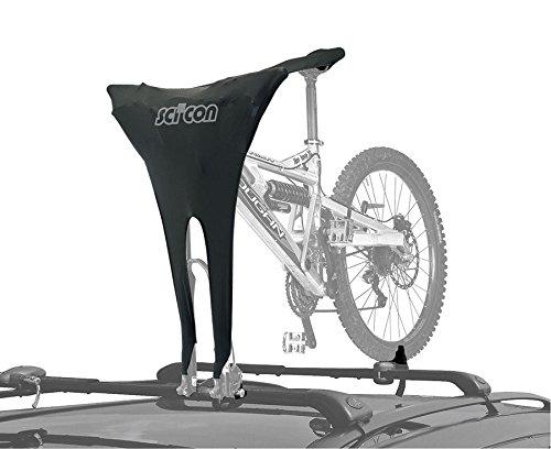 6 opinioni per Scicon Bike Defender Proteggi Bici Mountain Bike, Nero