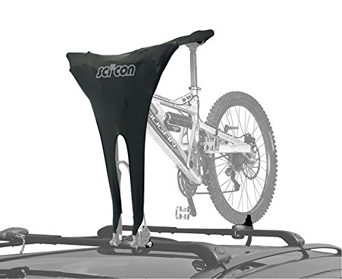 SCICON MTB Bike Defender Bra, Black (Bike Bra)