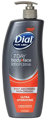 Dial Replenishing Lotion for Men - 21 oz