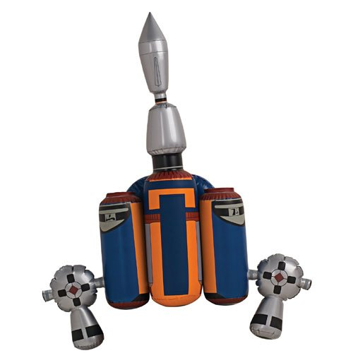 Jango Fett Jetpack Costume (Jango Fett Inflatable Backpack)