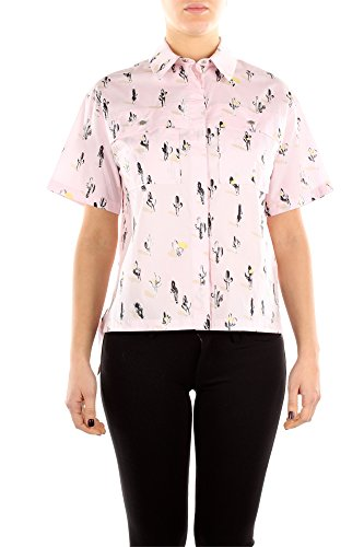 Algodón Rosa Camisas Mujer Kenzo 54M2CH10934K02 Rosa xA1awA0