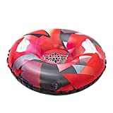 JOYIN Snow Tubes (2 Sets), 34 Inches Inflatable