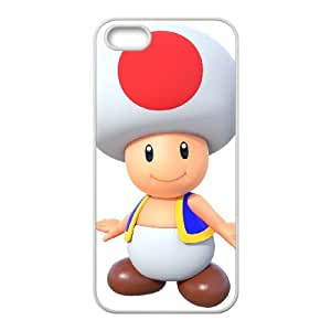 iPhone 5 5s Cell Phone Case White Mario Party 10 006 Ivuhv