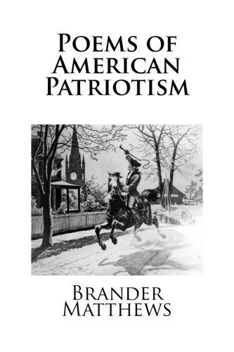 Read Online Poems of American Patriotism pdf epub