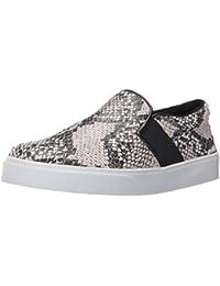 KAANAS Women's Santa FE Embossed Skate Shoe Sneaker