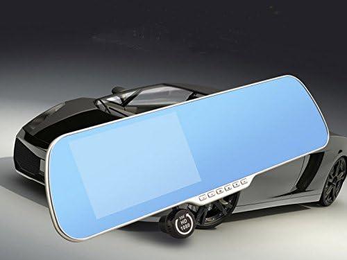 5 Car Rear View Mirror Monitors HD GPS Navigation Android system