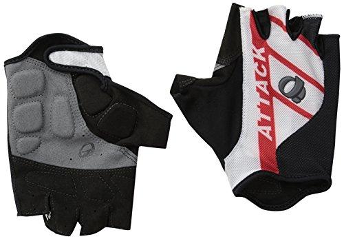 Gloves Izumi Pearl Spandex (Pearl iZUMi Men's Attack Glove, Red, Small)