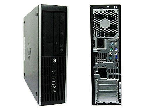 2018 HP Elite Pro 6200 Slim Small Form Factor Desktop Computer, Intel-Quad Core i5-2400 up to 3.40GHz, 8GB DDR3 RAM, 1TB HDD, USB 3.0, DVDRW, Windows 7 Home(Certified Refurbished) (Cpu Hp)