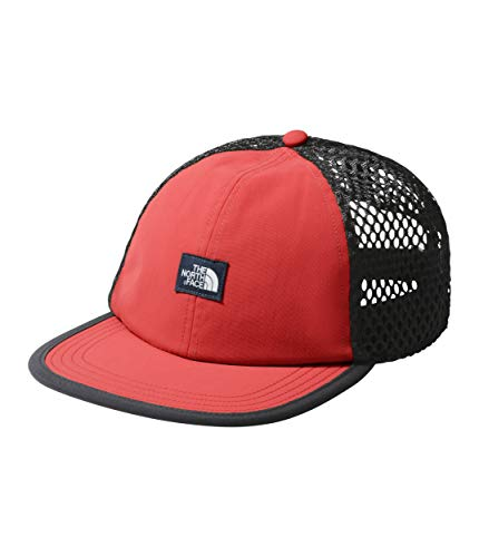 The North Face Class V Trucker, Fiery Red, Size OS (North Face Gloves And Hat Women)