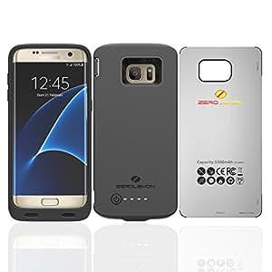 Galaxy S7 Edge 5500mAh Battery Case, Zerolemon [PowerSavior Series] 5500mAh Slim Juice Battery Case Charger for Samsung Galaxy S7 Edge