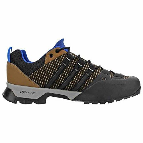 adidas Outdoor Herren Terrex Scope GTX Erde, Schwarz, Eqt Blue