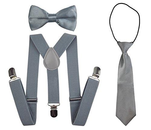 Grey Bow - 2