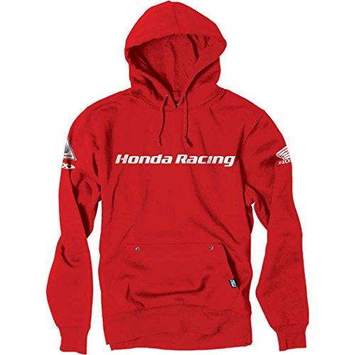 Sweatshirt Hoody Honda (Factory Effex - Factroy Effex Hoody - Racing Honda - Red - X-Large)