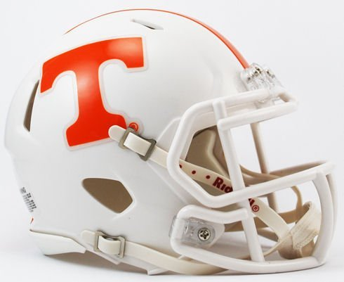 Mini Replica Tennessee Helmet (NCAA Tennessee Volunteers Speed Mini Helmet)
