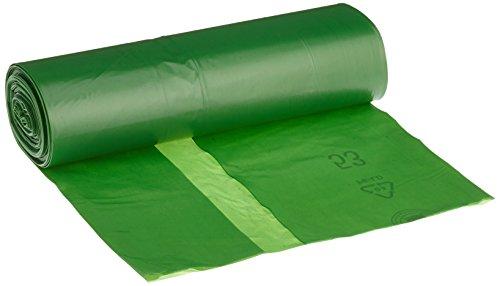 DEISS PREMIUM vuilniszakken groen, 60 my, 70 liter