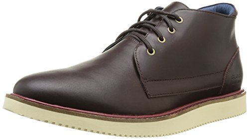 Globe Mens Premium Leather Daley Boot Boots Brown Shoes 17043 UK9 | US10 | EU43 (Globe Shoes Womens)