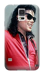 Durable Phone Protection Case/cover fashionable Michael Jackson New Style Designed for Sumsang galaxy s5