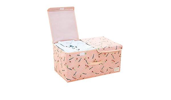 Hpera Cajas de Carton almacenaje Cajas de almacenaje Decorativas ...