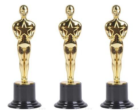 Oscar Trophies Sports Favors trophies