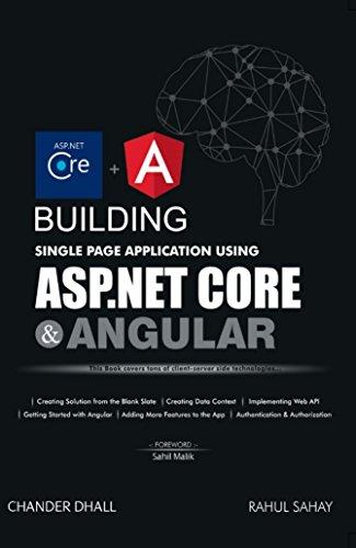 Building Single Page Application Using ASP.NET Core & Angular