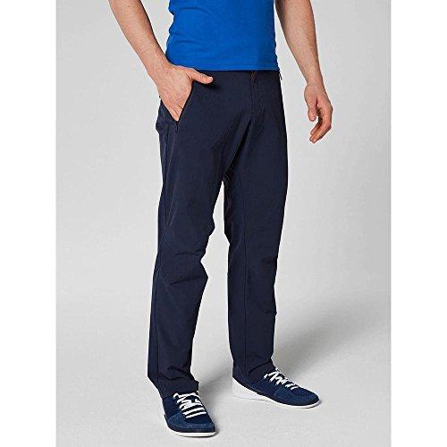 Azul Helly Crewline azul Marino Qd Pantalones Hansen Hombre qxBx7wFvO