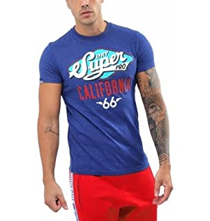 Superdry Vintage Cali Drop T-Shirt  Amazon.de  Bekleidung eefbf0d0c9