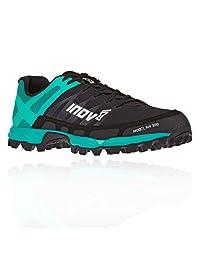 Inov-8 Women's Mudclaw 300 Running Shoes - Black/Teal - 000771-BKTL-P-01