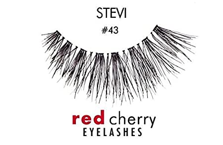 Red Cherry Lashes #43 (STEVI)