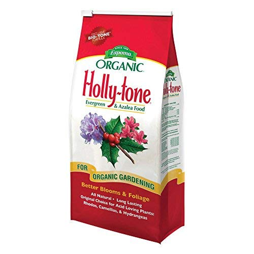 Espoma 4 lbs. Holly-Tone Plant Food 4-3-4 (Best Fertilizer For Holly Bushes)