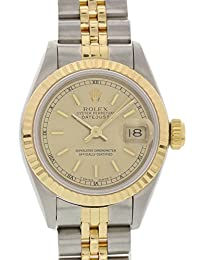Rolex Datejust automatic-self-wind womens Watch 69173 (Certified Pre-owned)