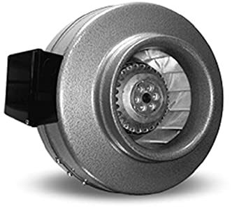 Atmosphere Vtx 600 L Vortex Vtx Series Inline Fan 6 Quot 235