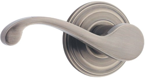 Kwikset 966CHL-RH Commonwealth Right Hand Single Cylinder Interior Pack, Antique Nickel