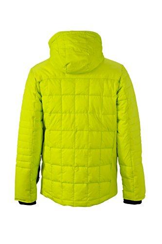 yellow Acid Jacket In Giacca Materiali Modernissimi Men's Di black Moda Wintersport Alla Mix PvwzfqWTAw