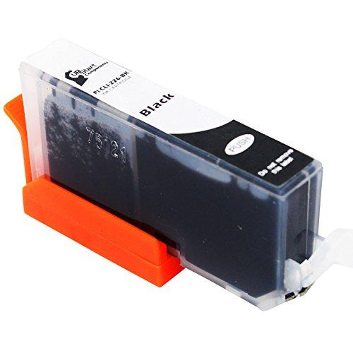 (Replacement Canon PIXMA MG5320 Wireless Printer Black Ink Cartridge - Compatible Canon CLI-226 Black Ink Tank (Canon 226))