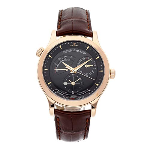 Jaeger-LeCoultre Master Mechanical (Automatic) Black Dial Mens Watch Q1422420 (Certified Pre-Owned)