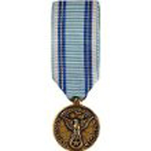 Meritorious Service Mini Medal - United States Military Armed Forces Mini Medal - USAF Air Force - Air Reserve Meritorious Service