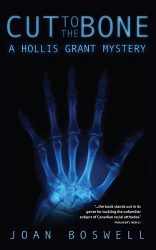 Cut to the Bone: A Hollis Grant Mystery (Oneida Cherry)