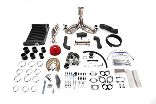 Speed By Design 500X Turbo Kit w/Oil Pan +125HP for 2013+ Subaru BRZ Scion FR-S