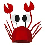 Sweet Home Funny Unique Personality Christmas Gifts Crab Hat