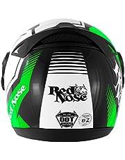 Pro Tork Capacete Evolution G6 Red Nose Rn-01 Fosco 58 Verde