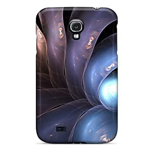 Fashion Tpu Case For Galaxy S4- Flow Defender Case Cover