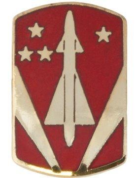 31st Air Defense Artillery ADA Brigade Dress Patch Tie Tac