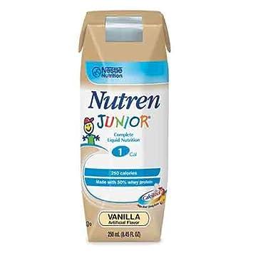 NUTREN JUNIOR Vanilla Brikpaks 24 x 250 mL Case