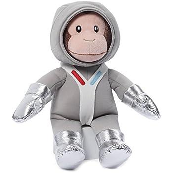 GUND Curious George Astronaut Stuffed Animal