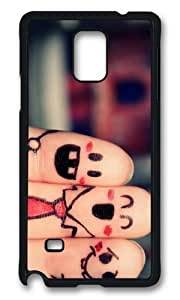 Adorable Funny Fingers Hard Case Protective Shell Cell Phone For Case Samsung Note 3 Cover