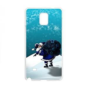 New Personalized Custom Designed For Samsung Glass S4 Cover For Blue Abstract Hi Tech Phone Case Cover