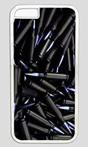 Army Ammunition Bullets Thanksgiving Easter PC Transparent Case for Masterpiece Limited Design iphone 6 by Cases & Mousepads